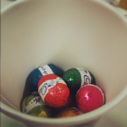 Cup o Easter (Taken with instagram)