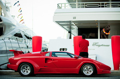 automotivated:  Lamborghini Countach 25th (by Icemanbravo (www.franckminieri.com))