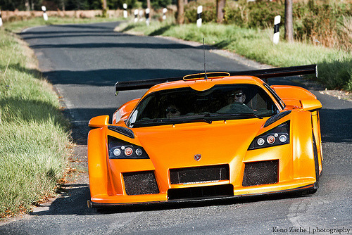 automotivated:  GUMPERT *Explored* (by Keno Zache)
