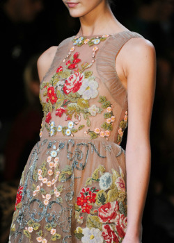 emmicamille:  Valentino fall/winter 2012