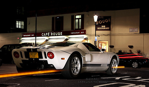 automotivated:  Stop - off to Geneva (by G. Sarkunaite)