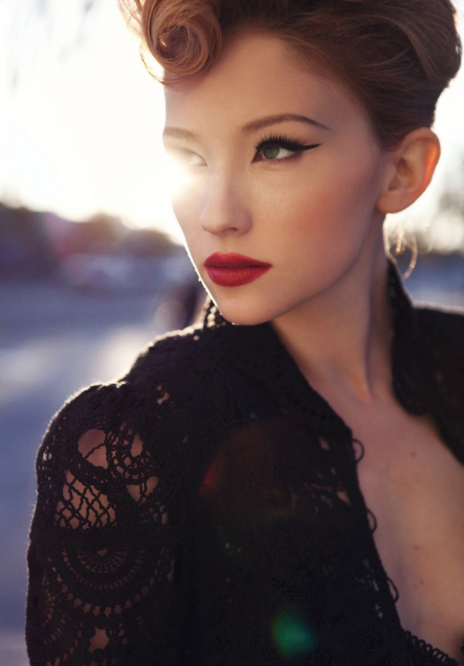 art-one:  Haley Bennett