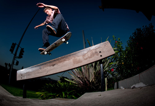 Justin Eldridge - Front Shove Crook