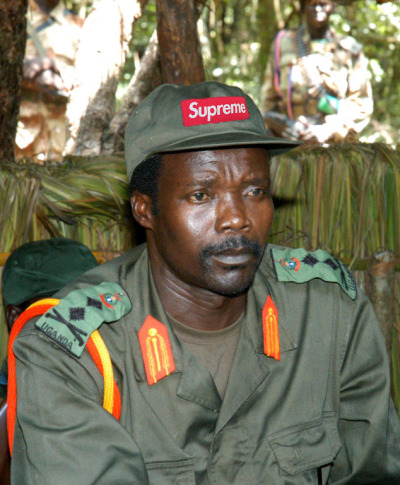 Kony knows whats up