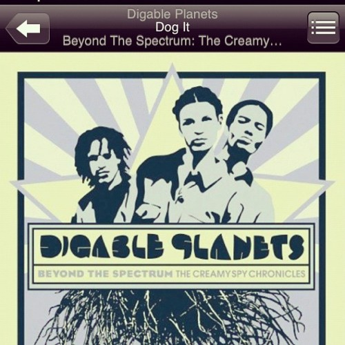 "#NP Digable Planets "" dog it "" #Blowoutcombs #goldenera #trueschool #Shabazzpalaces (Taken with instagram)"