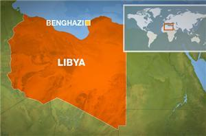 (via Eastern Libyan leaders seek semi-autonomy - Africa - Al Jazeera English)The leaders of the Eastern part of Libya, Cyrenaica, have decided that they want semi-autonomy following fears the state of Libya will fall apart without consensus on leadership.I like this, and it could possibly be a precedent for those places that found that they just have too much turmoil and strife going on within their country. Fear of civil war in Syria? Split it up!Name one part al-Assad land, and the other Syria.