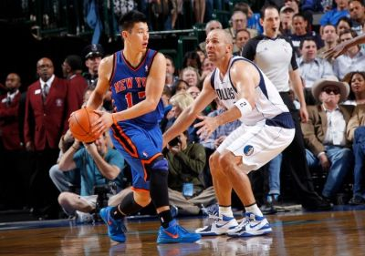 The shoes! #JeremyLin