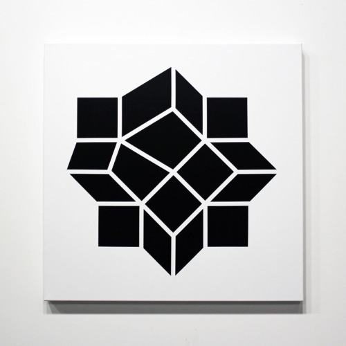 aakashnihalani:  New Paintings by Aakash Nihalani