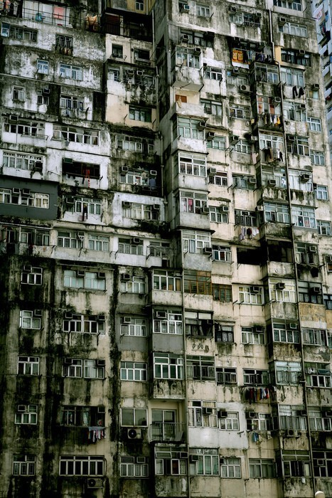anormaux:   Kowloon Walled City.  cannot say it often enough, Hak Nam (or Kowloon Walled City),is the most important reason, why i hate to be born too late.Believe me or not, but this place was the most natural living habitat for human beings i can imagine.