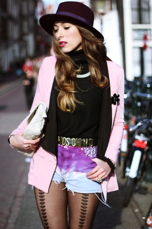 lookbookdotnu:  Colorful dream (by Virgit Canaz)