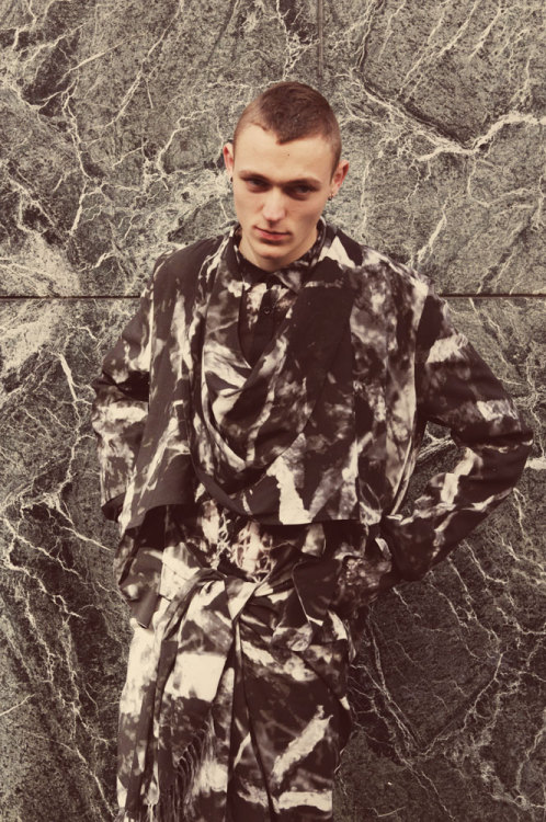 jil-sander:  Alexander by Kira Bunse for Untitled