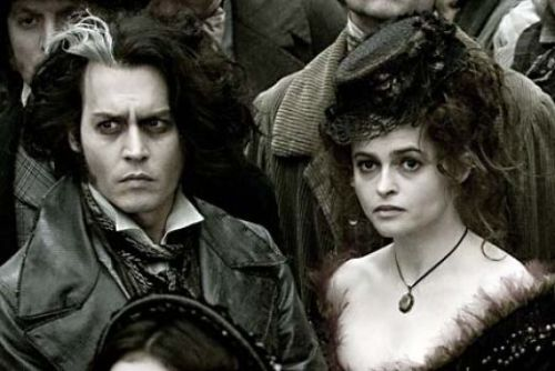 allyopterix:  Helena Bonham Carter is so beautiful. She's one of my favorite actresses.  I gotta rewatch this movie and study that hat something fierce. Cause I need it.