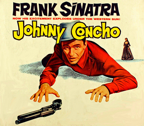 Frank Sinatra Johnny Concho (by Greenman 2008)