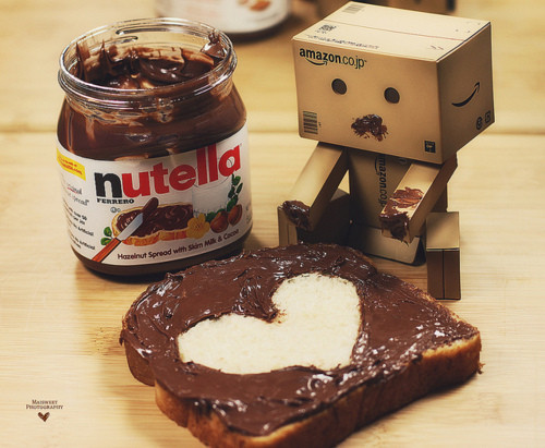 some nutella for danbo