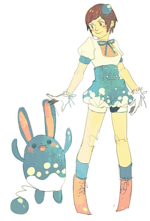 karina's tumblrmon trainer 9u9!