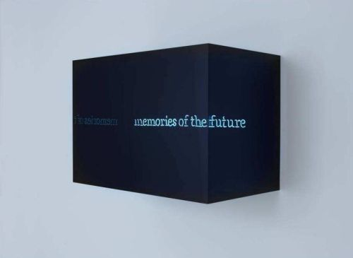 "visual-poetry:  ""memories of the future"" by laurent grasso"