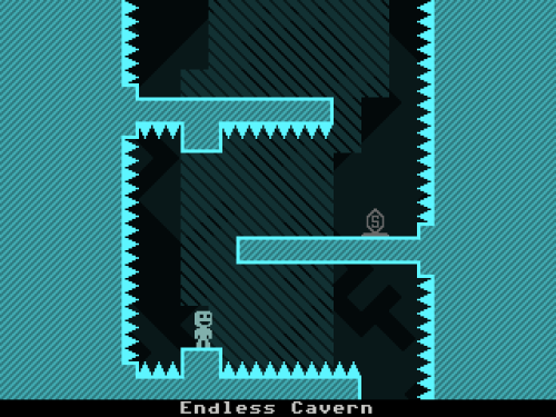 My second Kill Screen article. This time about VVVVVV and its name.  In the 1990s a small movement of musicians intentionally made their bands' names hard to pronounce and hard to search for. This meant using only punctuation (!!!), a combination of letters and numbers (3OH!3), only symbols (Prince's logo), or only consonants (MSTRKRFT). The deflective nature of these titles would conveniently backfire into useful publicity. It was DIY marketing through original band names and it now seems like a quaint past practice.  The article also has a beautiful illustration, so it's totally worth clicking through: http://killscreendaily.com/articles/naming-rights/
