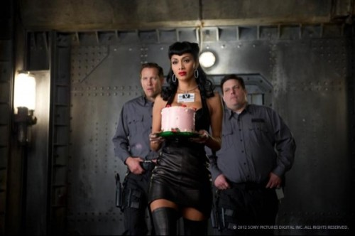 Nicole Sherzinger from Men in Black 3  (via Foto 'Men in Black - Nicole Sherzinger' @ ScreenWEEK)