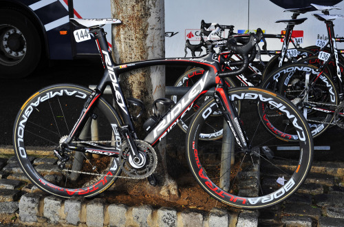 Pro Bike: Lotto-Belisol's Ridley Noah FAST and Helium New Ridley bike coming out with integrated breaks. http://velonews.competitor.com/2012/03/gallery/pro-bike-lotto-belisols-ridley-noah-fast-and-helium_208205