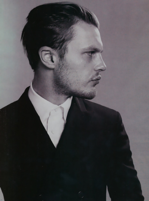Michael Pitt for ICON Magazine number 4 #3