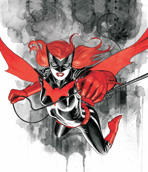 makisaumon:  Batwoman by J. H. Williams III