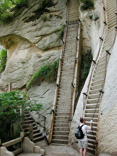 Steep! But where is this place?