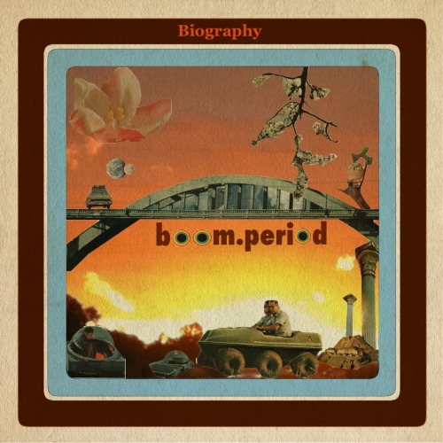 Hey All!Biography's boom.period is now available to stream or download at: http://biographysounds.bandcamp.com/album/boom-period Please feel free to share with your friends and family or post to your blog or favorite social site. We hope you enjoy it as much as we do. Thanks for your support! Best,  Biography  (David and Chris)