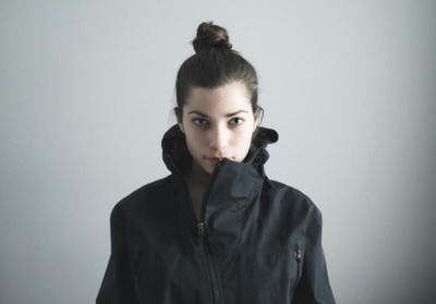 "I Wish They Made This For Girls"": Arc'teryx Veilance 2012 Spring/Summer Collection ON & BEYOND's infrequent but ongoing ""I Wish They Made This For Girls"" feature slightly changes the context of men's fashion involving the fairer sex within short photo shoots. This time around, the relatively new diffusion label Arc'teryx Veilance is front and center as it foregoes fit in favor of a balance of a cute girl and technical performance."