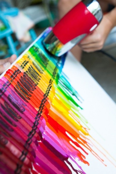 Crayon Melting | allaweb on We Heart It. http://weheartit.com/entry/23959812