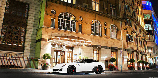 599 GTO by Jacco Wilbrink on Flickr.