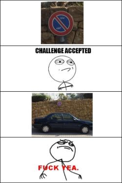 Parking in the Arab world