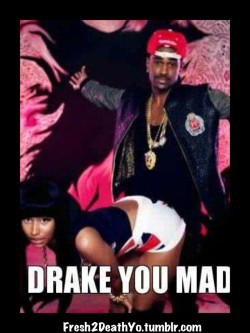 @Drake You Mad? LOL @BigSean !