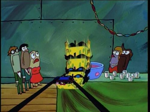 """SpongeBob SquarePants - The Chaperone (1999)"