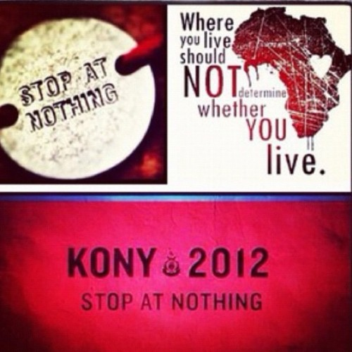 We're you live should not be determined if you live! #josephkony #bringhimdown #josephkony #makekonyfamous #instagram #photooftheday #pictureoftheday #picoftheday #popularpage #kony #stopkony #findkony #kony2012 #10likes #20likes #30likes #40likes #50likes #60likes #70likes #80likes #90likes #100likes #1000likes #heneedstobestopped #help #timeforachange #usa #africa #kids #children  (Taken with instagram)