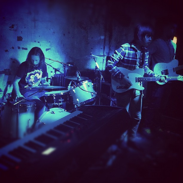 #liverpool #gig B&T #band  (Taken with Instagram at The Shipping Forecast)