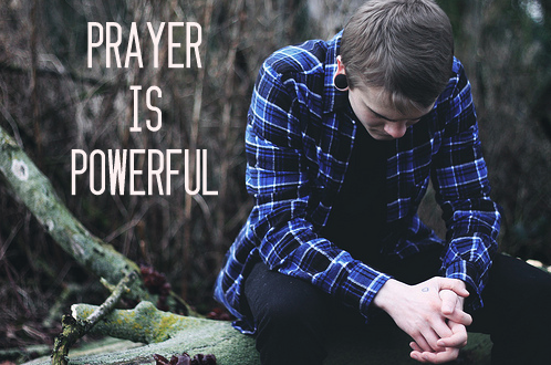 spiritualinspiration:  The prayer of a righteous person is powerful and effective. (James 5:16)