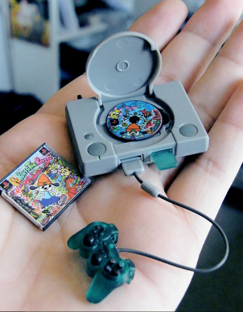 Mini PlayStation  Created by Sebastián Vargas