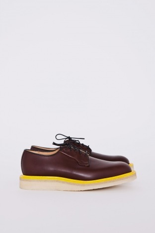 (via Mark McNairy for Très Bien Shop - Brown Waxy Wholecut - Très Bien Shop)