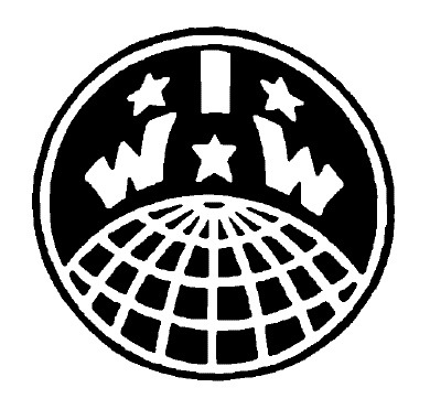 Tattoo Idea 2:  IWW (Industrial Workers of the World) logo.