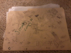 I found my old Spanish 1 folder! BMTH Reppin, blink-182 reppin, Joseph Conerly reppin, Smiley face reppin, cool logo that I drew out of abstract reppin, pre guntas de solides 4 reppin, backin up backin up backin up backin up cause my daddy taught me good reppin, Autumn reppin, People calling my fag reppin, penis drawing reppin, that's it reppin.