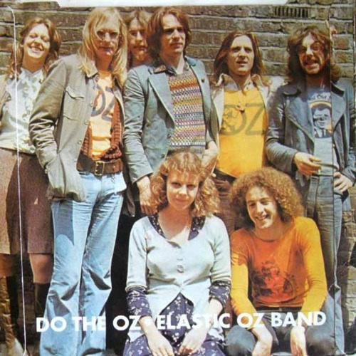 Elastic Oz Band - Do The Oz