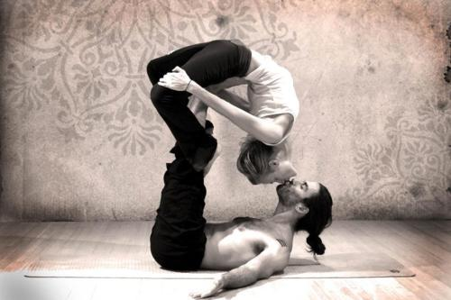 Yoga Love yoga-beautiful:  Love