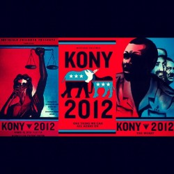 #stopkony #invisiblechildren #uganda (Taken with instagram)