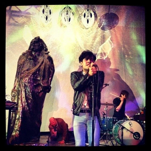 davidxprutting:  Neon Indian performing at MoMA via @bfa_nyc (Taken with Instagram)
