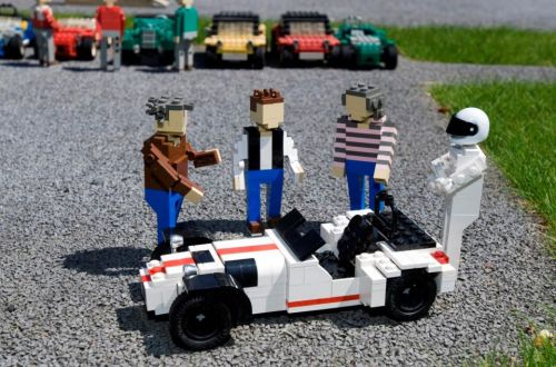 onzo:  Top Gear Lego     I 💟 Top Gear UK!