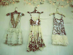 Beautiful dresses!