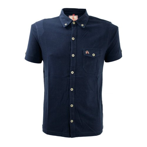 Baracuta - Jennings Navy Polo Top $77 From Stuarts London