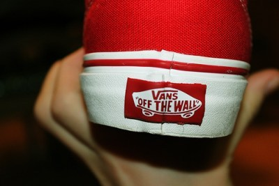 Once I get my car running, Imma work at Vans.