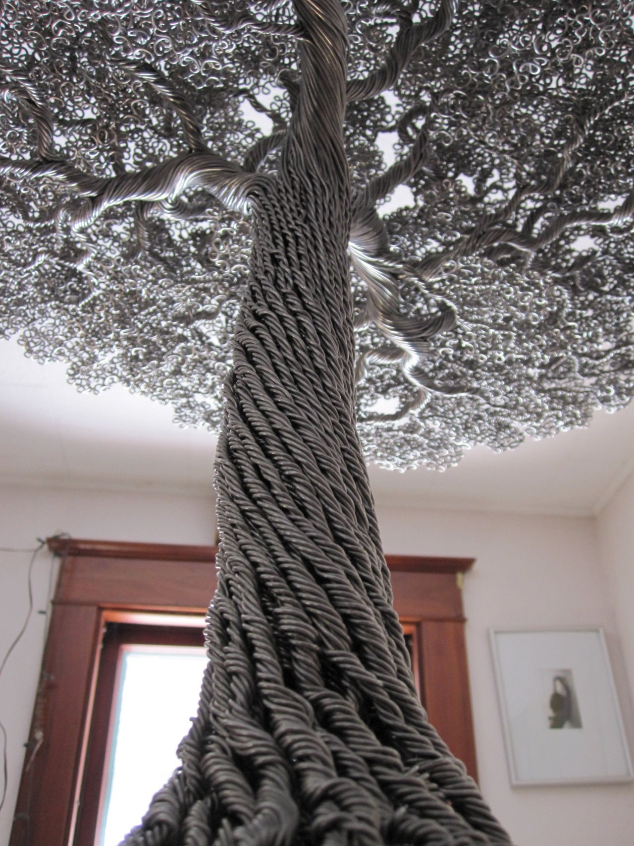 Wire Trees by Kevin Iris / kaitrees. Stunning!