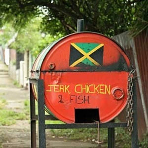 Mmmmm Jerk  Don't forget to check our sister blog  The Black Me